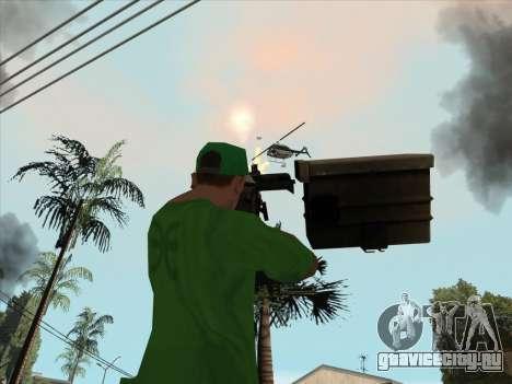 КОРД из Поля Брани 3 для GTA San Andreas шестой скриншот