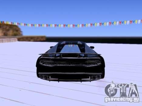 ENB Huston Family v2.0 для GTA San Andreas третий скриншот