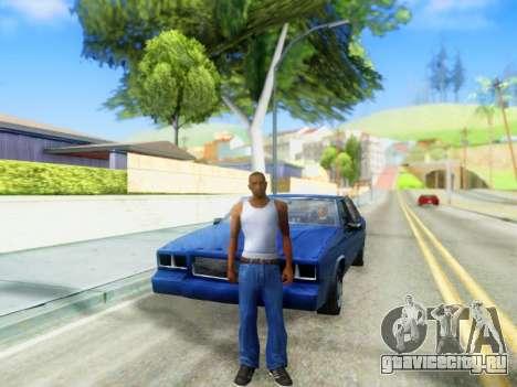 ENB Graphics Enhancement v2.0 для GTA San Andreas