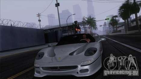 Rogue ENB Series v2 для GTA San Andreas второй скриншот