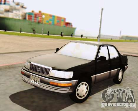 Toyota Celsior для GTA San Andreas