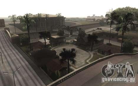 ColorMod и ENB Series для GTA San Andreas второй скриншот