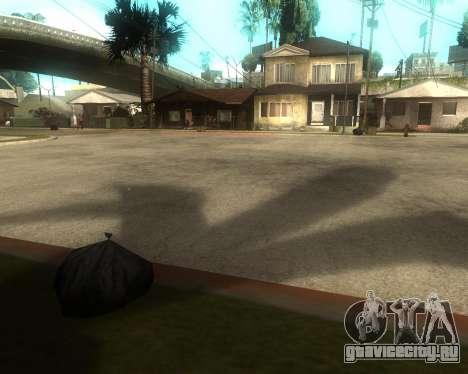 ENB Gentile v2.0 для GTA San Andreas шестой скриншот