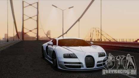 ENB W V2 для GTA San Andreas
