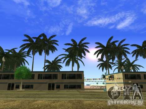 Beautiful Timecyc для GTA San Andreas второй скриншот