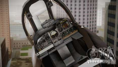 A-10A The Idolmaster -SP- для GTA San Andreas вид сзади