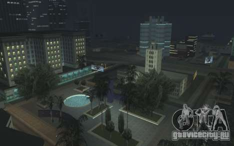ColorMod и ENB Series для GTA San Andreas третий скриншот