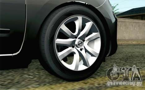 Nissan Micra для GTA San Andreas