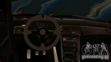 Honda CRX Dragster для GTA San Andreas вид справа