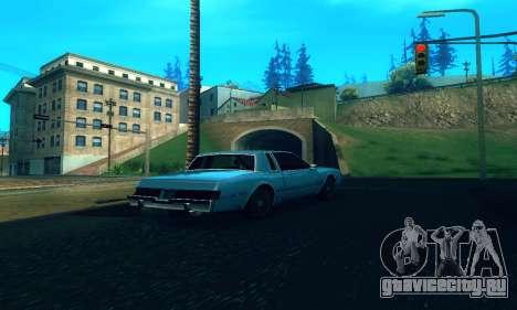ENB Series для Слабых и Средних ПК для GTA San Andreas второй скриншот