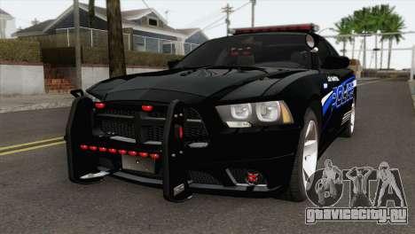 Dodge Charger 2013 LSPD для GTA San Andreas