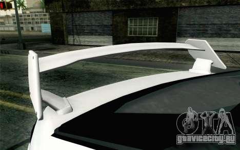 GTA 5 Karin Kuruma v2 Armored для GTA San Andreas вид справа