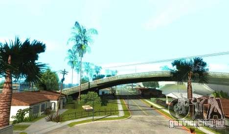 ENB для слабых ПК для GTA San Andreas второй скриншот