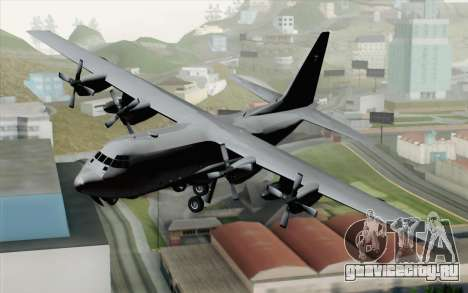 C-130H Hercules Polish Air Force для GTA San Andreas