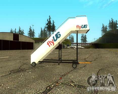 New Tugstair Fly US для GTA San Andreas