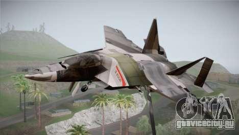F-15 JASDF 50th Anniversary для GTA San Andreas
