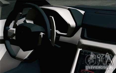 NFS Rivals Lamborghini Veneno для GTA San Andreas