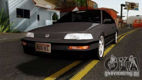 Honda Civic EF Hatchback для GTA San Andreas