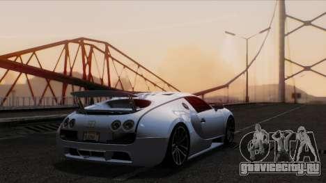 ENB W V2 для GTA San Andreas второй скриншот