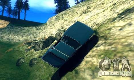 ENB Series для Слабых и Средних ПК для GTA San Andreas четвёртый скриншот