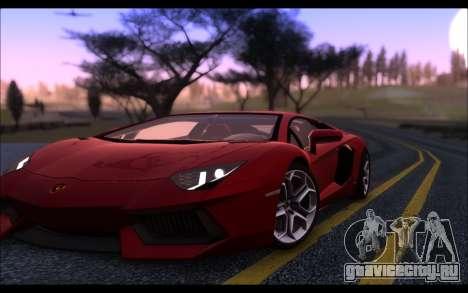 ENB Ximov V3.0 для GTA San Andreas второй скриншот