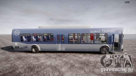 GTA 5 Bus v2 для GTA 4 салон