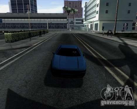 GtD ENBseries для GTA San Andreas пятый скриншот
