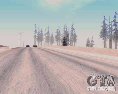 ENB Series for Low PC для GTA San Andreas третий скриншот