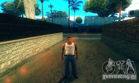 ENB Series для Слабых и Средних ПК для GTA San Andreas