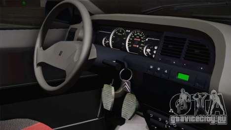Citroen Xantia Tuning для GTA San Andreas вид сзади