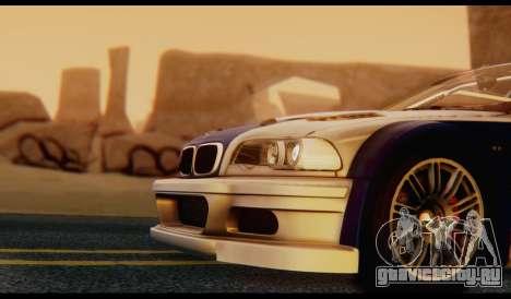 Humaiya ENB 0.248 для GTA San Andreas второй скриншот