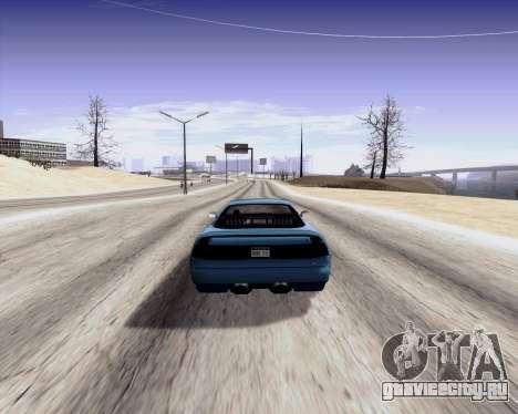 GtD ENBseries для GTA San Andreas второй скриншот