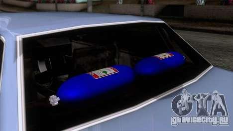 Primo GT для GTA San Andreas вид справа