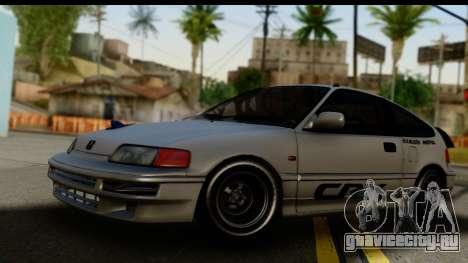 Honda CRX Dragster для GTA San Andreas