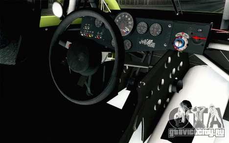 NASCAR Toyota Camry 2013 v4 для GTA San Andreas вид справа