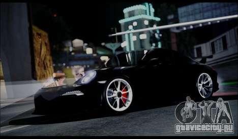 Grizzly Games ENB V2.0 для GTA San Andreas третий скриншот