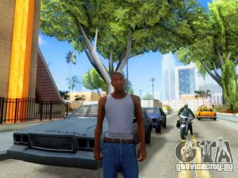 ENB Graphics Enhancement v2.0 для GTA San Andreas третий скриншот