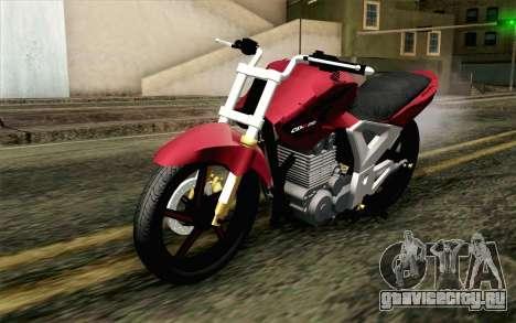 Honda Twister 250 v2 для GTA San Andreas