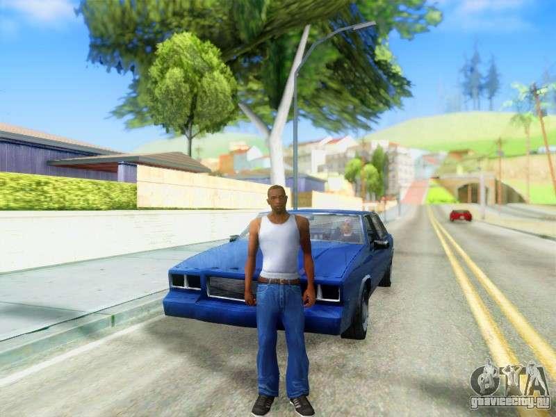 ENB Graphics Enhancement v2 0 для GTA San Andreas