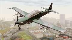 Embraer A-29B Super Tucano FAB для GTA San Andreas