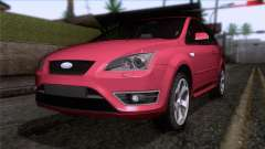 Ford Focus ST Tunable
