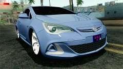 Vauxhall Astra VXR 2012