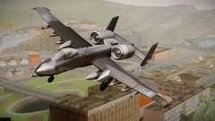 A-10A The Idolmaster -SP- для GTA San Andreas