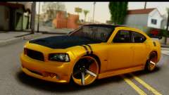 Dodge Charger SRT8 2006 Tuning для GTA San Andreas