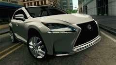 Lexus NX 200T v2