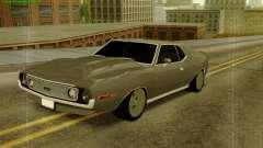 AMC AMX Brutol для GTA San Andreas