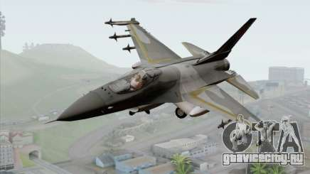 F-16 Scarface Squadron для GTA San Andreas