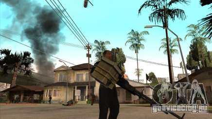 КОРД из Поля Брани 3 для GTA San Andreas