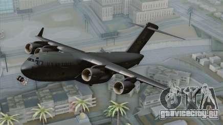 C-17A Globemaster III USAF McGuire для GTA San Andreas