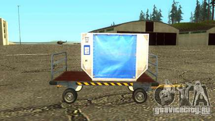 New Bagbox B для GTA San Andreas